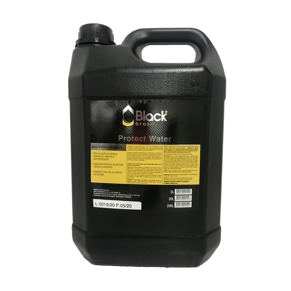 Protect Water para Radiadores Black 5Lt