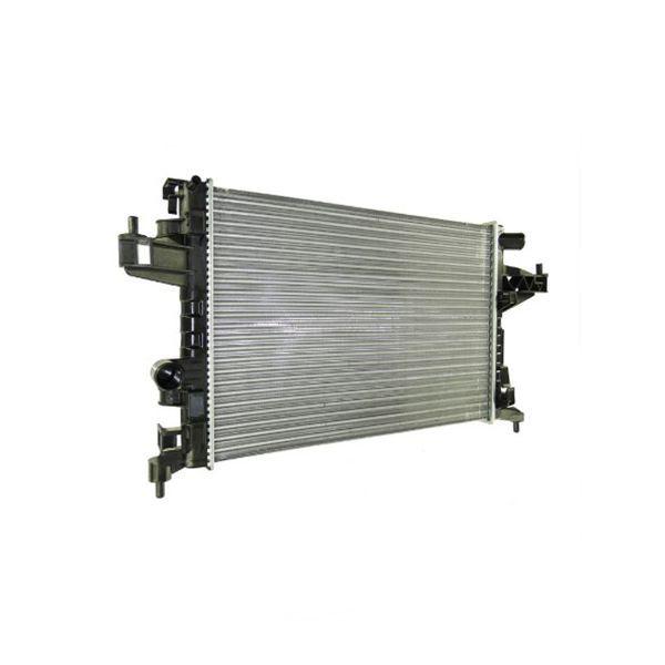Radiador Chevrolet Agile 1.4 8V 2010 a 2014 Montana 1.4 8V 2010 a 2019 Com Ar Sem Ar Manual