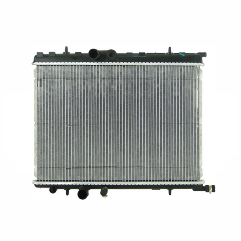Radiador de Água Citroen Xsara 2.0 16V Gasolina 2001/2002, 206 1.0/1.4/1.6 2001/2009 C/S/Ar Manual - NOTUS