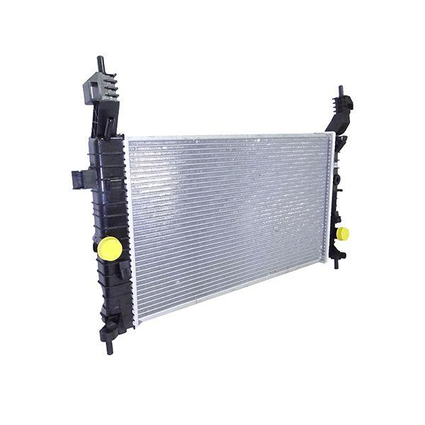 Radiador Chevrolet Meriva 1.8 8V Com Ar / Sem Ar Manual 2003 a 2009 Reach