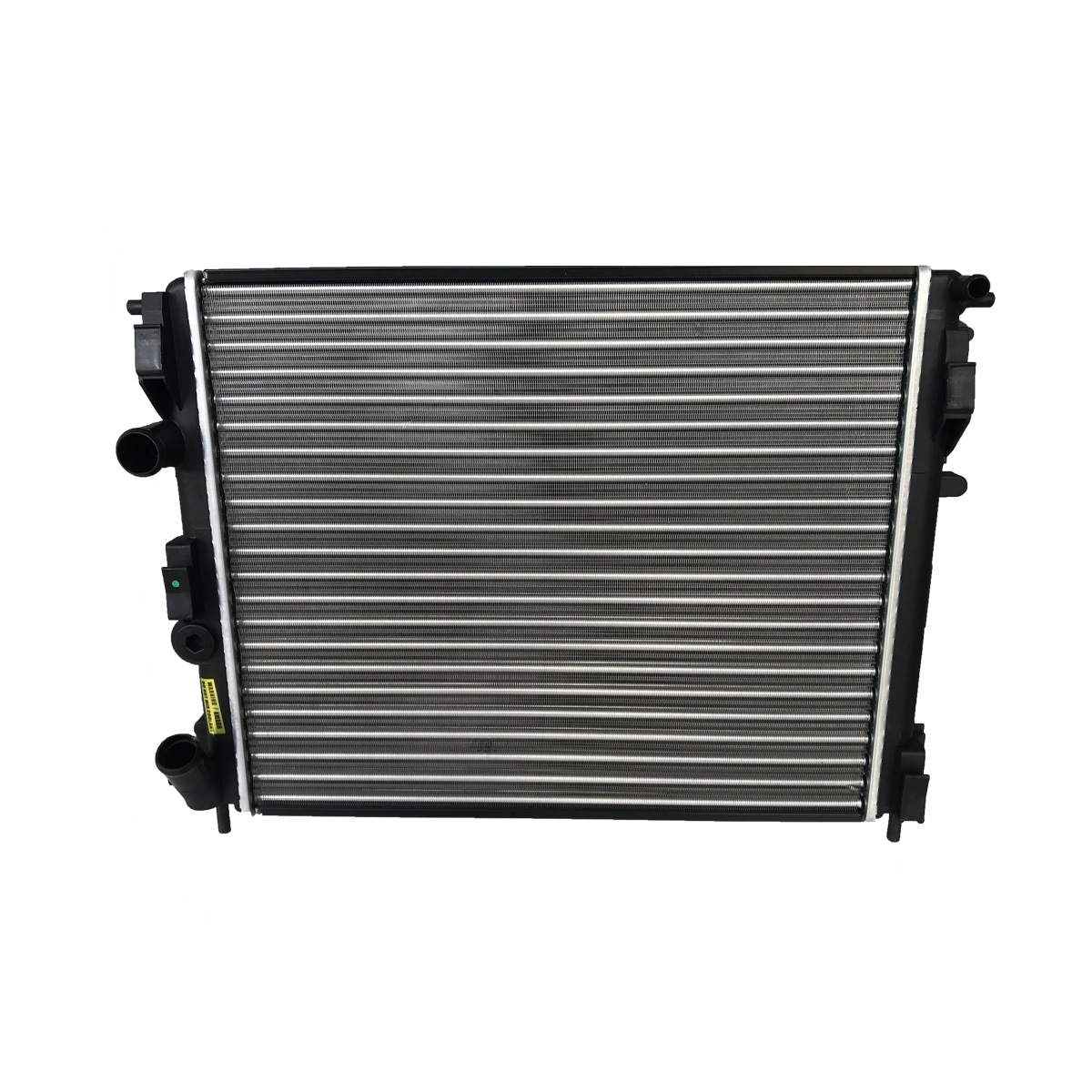 Radiador de Água Renault Clio 1.0 1.6 99> C/S Ar/ Symbol/ Logan/ Sandero 1.0 1.6 16V 07-12 C/S Ar Mec.