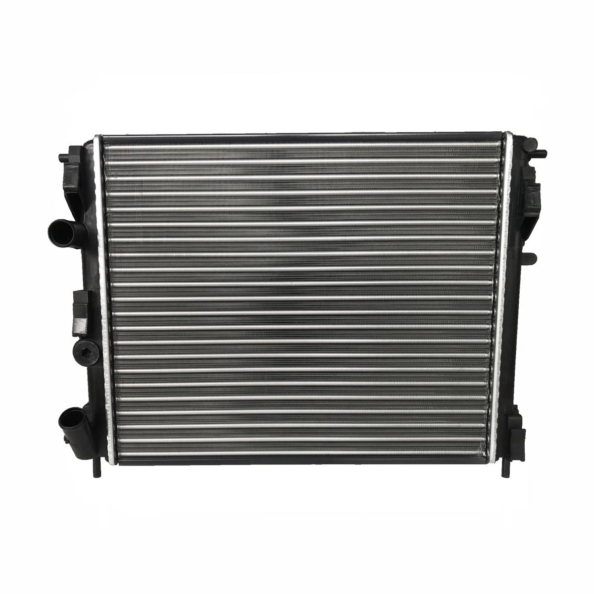 Radiador de Água Renault Clio 1.0 1.6 99> C/S Ar / Logan/ Sandero 1.0 1.6 16V 07-12 C/S Ar Mec.