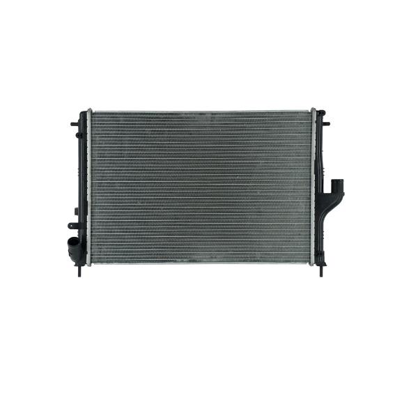 Radiador de Água Renault Duster 1.6 2.0 16V Com Ar Manual 2012 a 2015