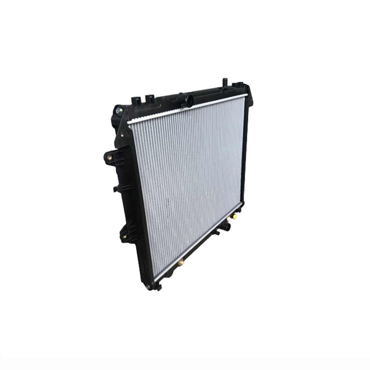 Radiador de Agua Toyota - Hilux 2.5/3.0 Diesel C/Ar Manual/Automático 2006/2015
