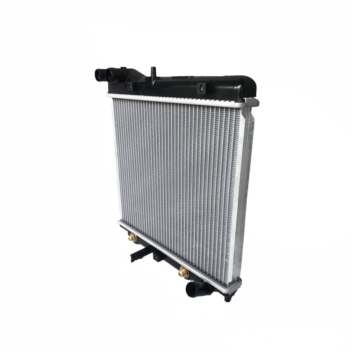 Radiador Honda Fit 1.2 1.5 16V Com Ar Manual / Automático 2003 a 2008