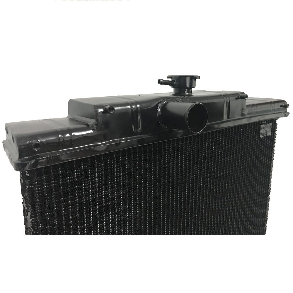 Radiador New Holland Tl70 Tl75 TI80 TI100 1997 a 2005