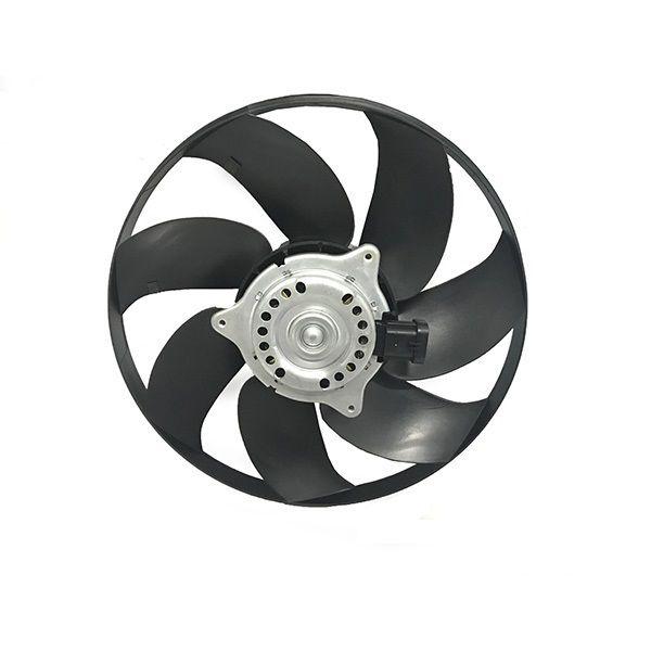 Ventoinha Citroen C3 1.4 1.6 16v Com Ar 2009 a 2012