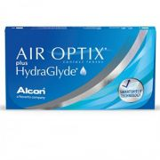 Lente de Contato Air Optix Plus HydraGlyde