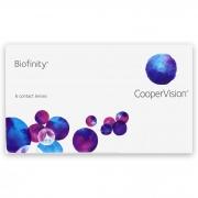 Kit com 4 caixas: Lentes de Contato Biofinity
