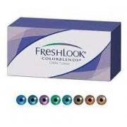 Lentes de Contato Freshlook Colorblends - Com Grau