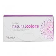 Lentes de Contato  Solflex  Natural Colors Solótica - Com Grau