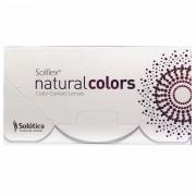 Lentes de Contato SOLFLEX NATURAL COLORS Solótica  - Sem Grau