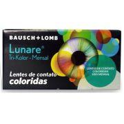 Lunare Tri Kolor Mensal - Lentes com Grau