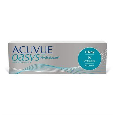1-Day Acuvue Oasys com HydraLuxe