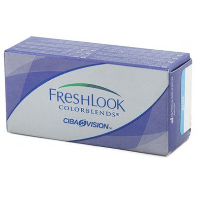 Freshlook Colorblends - Lentes sem Grau