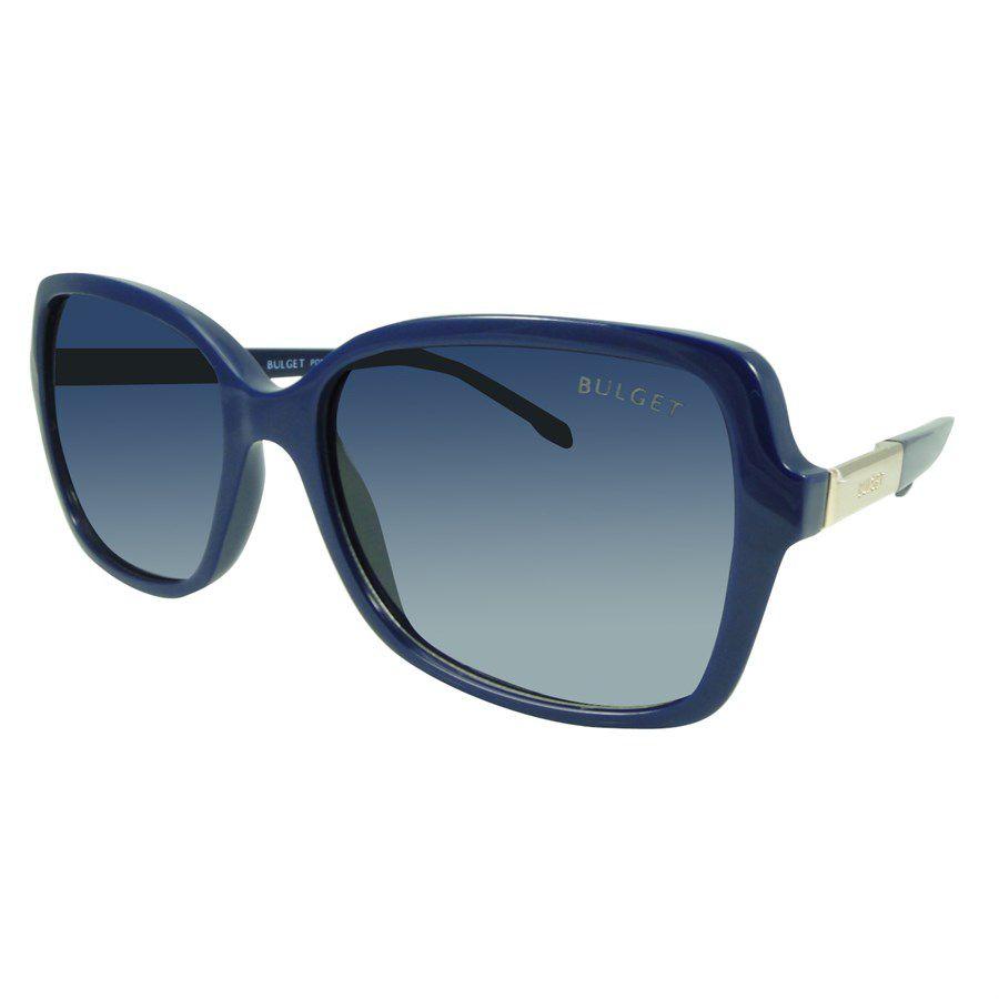 a1c769e1e Óculos de Sol Bulget BG5072 Acetato Feminino - Polarizado Visolux ...