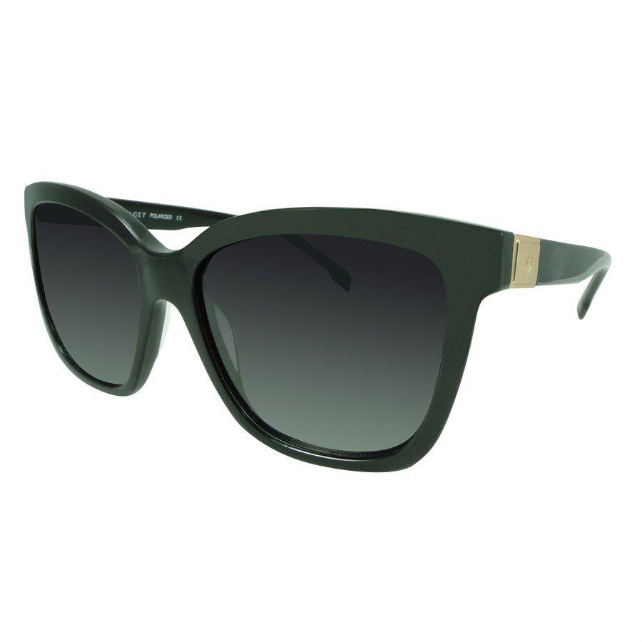 b68ec6165 Óculos de Sol Bulget BG9092 Acetato Feminino - Polarizado Visolux ...