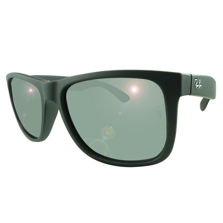 b97105f7b Óculos de Sol Ray Ban RB4165 Justin Acetato Unissex - Espelhado ...