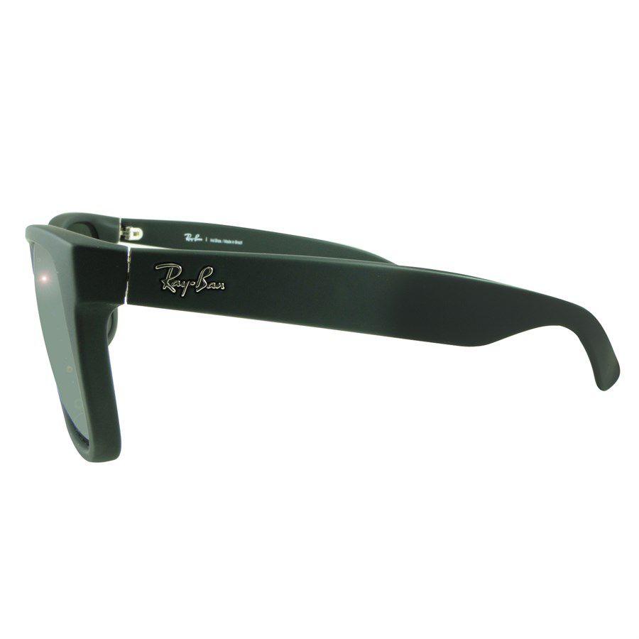 8850cd5e8 ... Óculos de Sol Ray Ban RB4165 Justin Acetato Unissex - Espelhado
