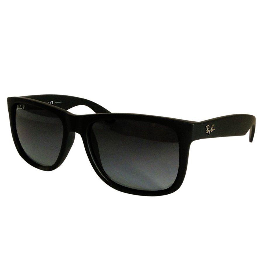 c83d76c10 Óculos de Sol Ray Ban RB4165 Justin Acetato Unissex - Polarizado ...