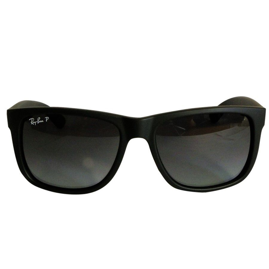 120f6be2c ... Óculos de Sol Ray Ban RB4165 Justin Acetato Unissex - Polarizado ...