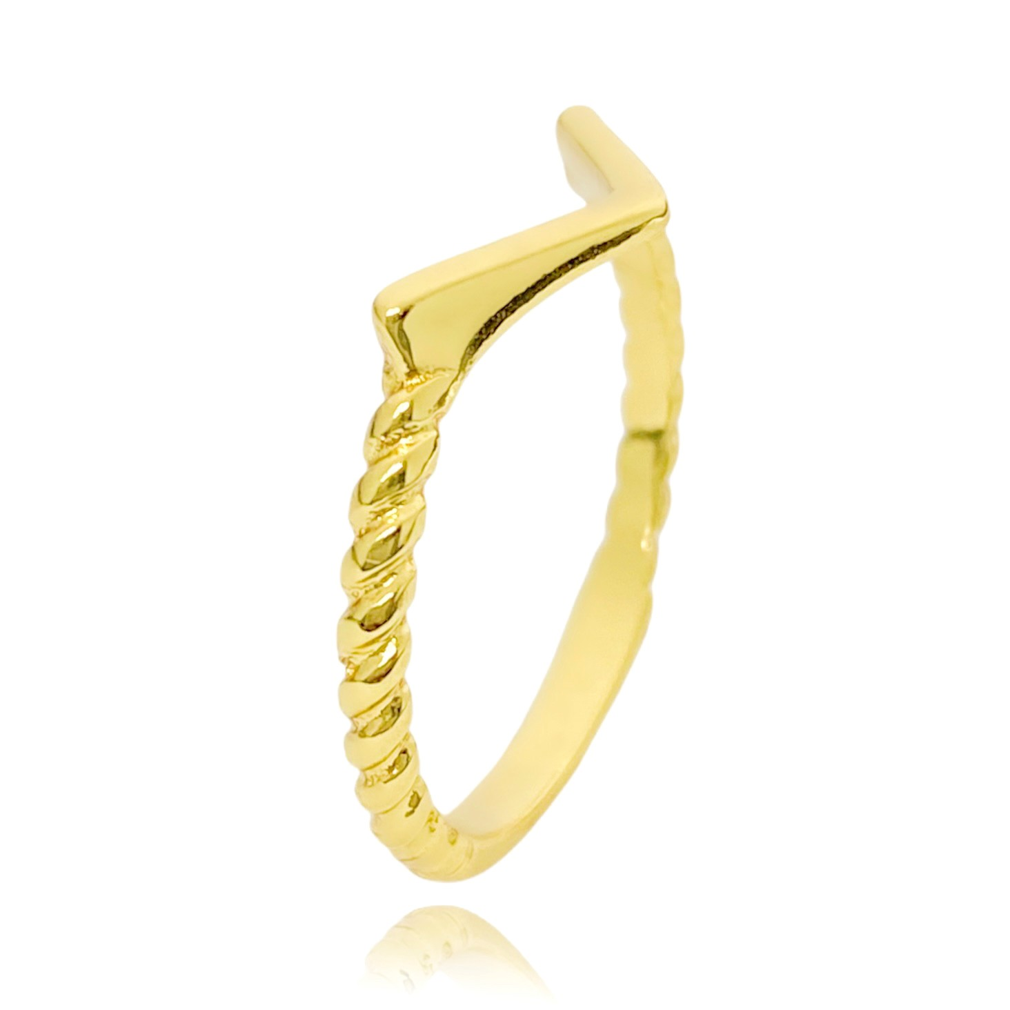 Anel Details (Banho Ouro 24k)