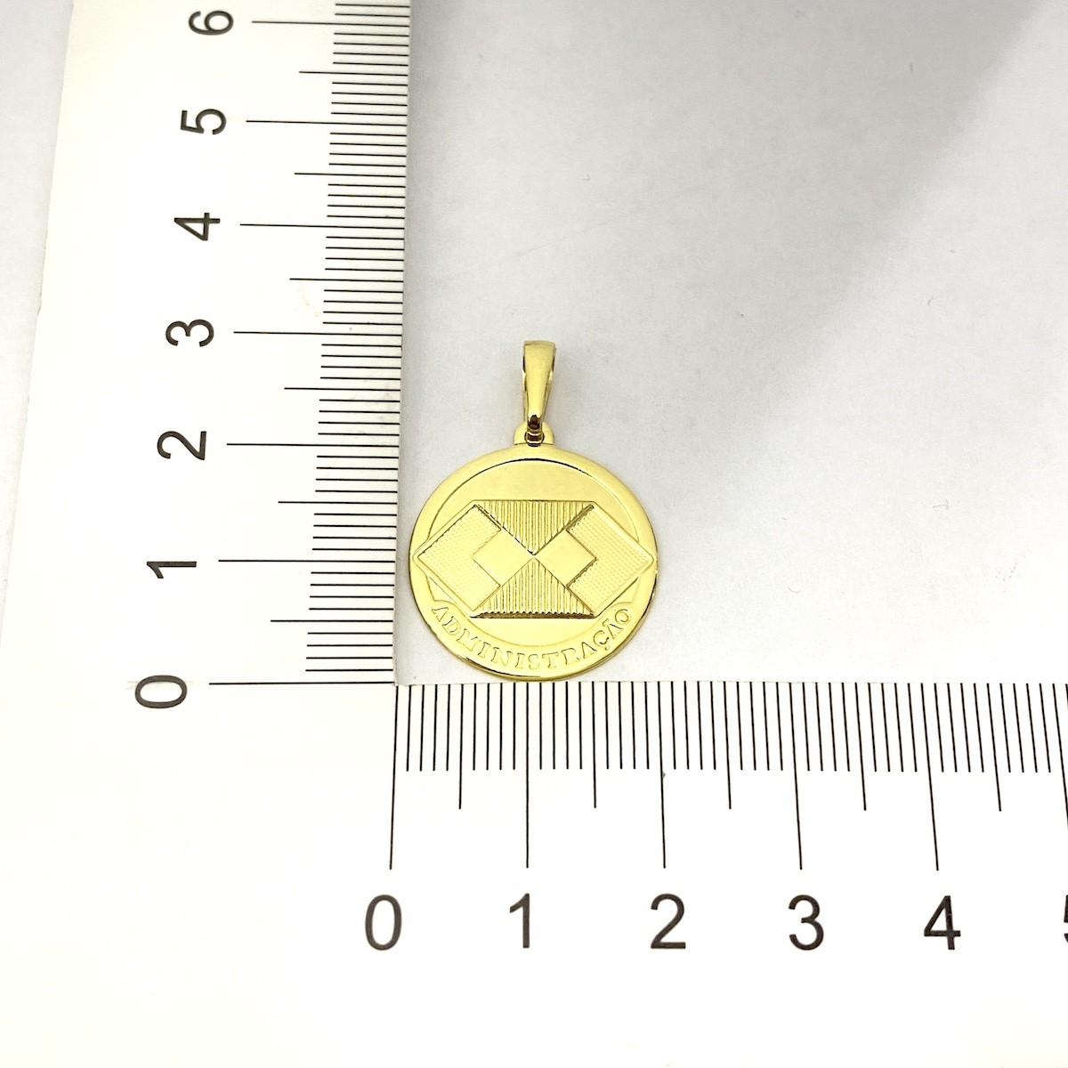 Pingente Administração 2cm X 2cm