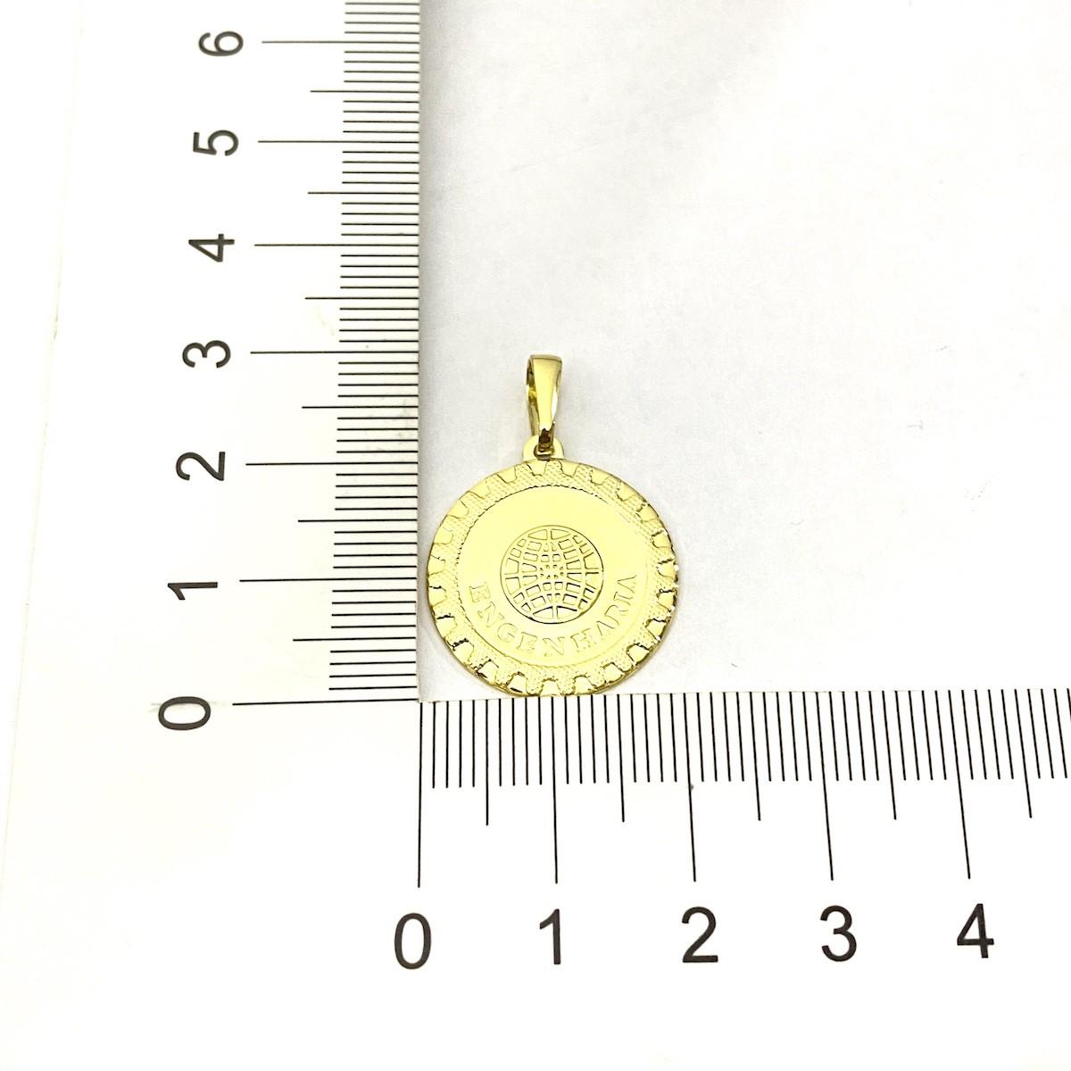 Pingente Engenharia 2cm X 2cm