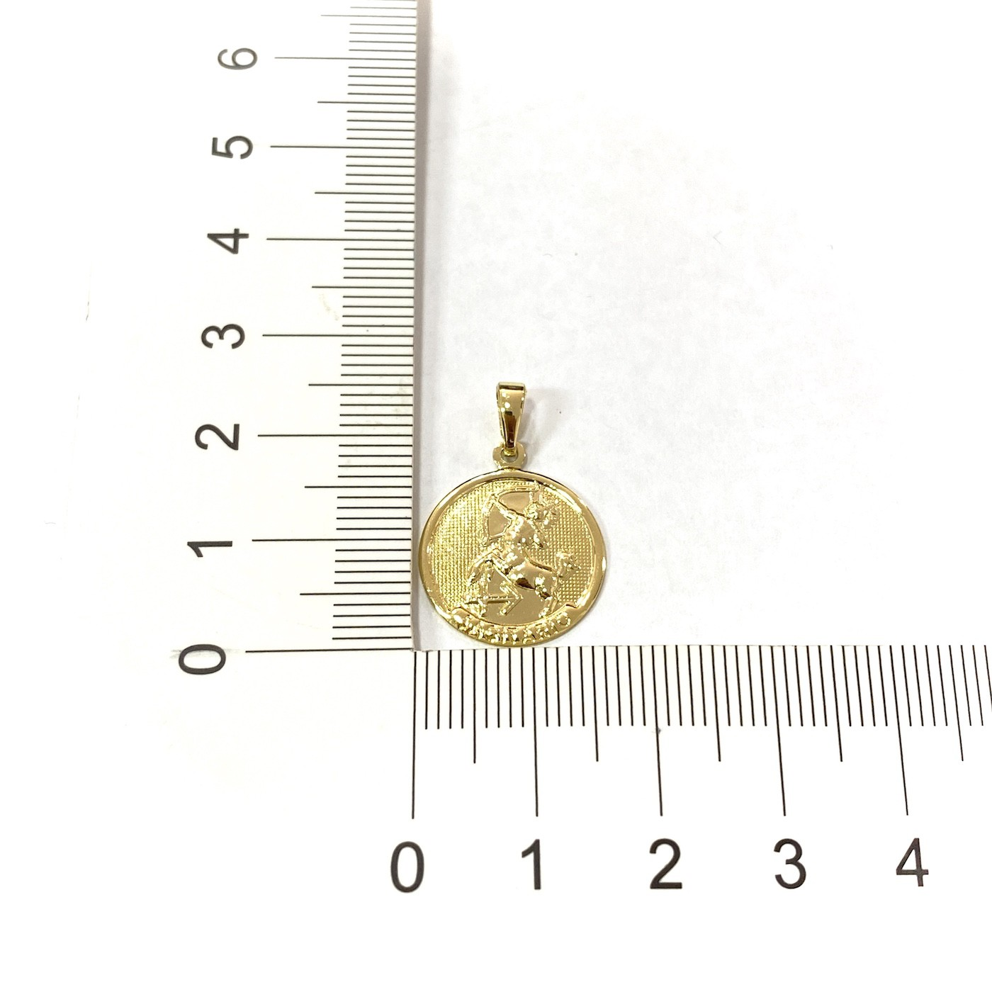 Pingente Signo Sagitário 1,5cm X 1,5cm
