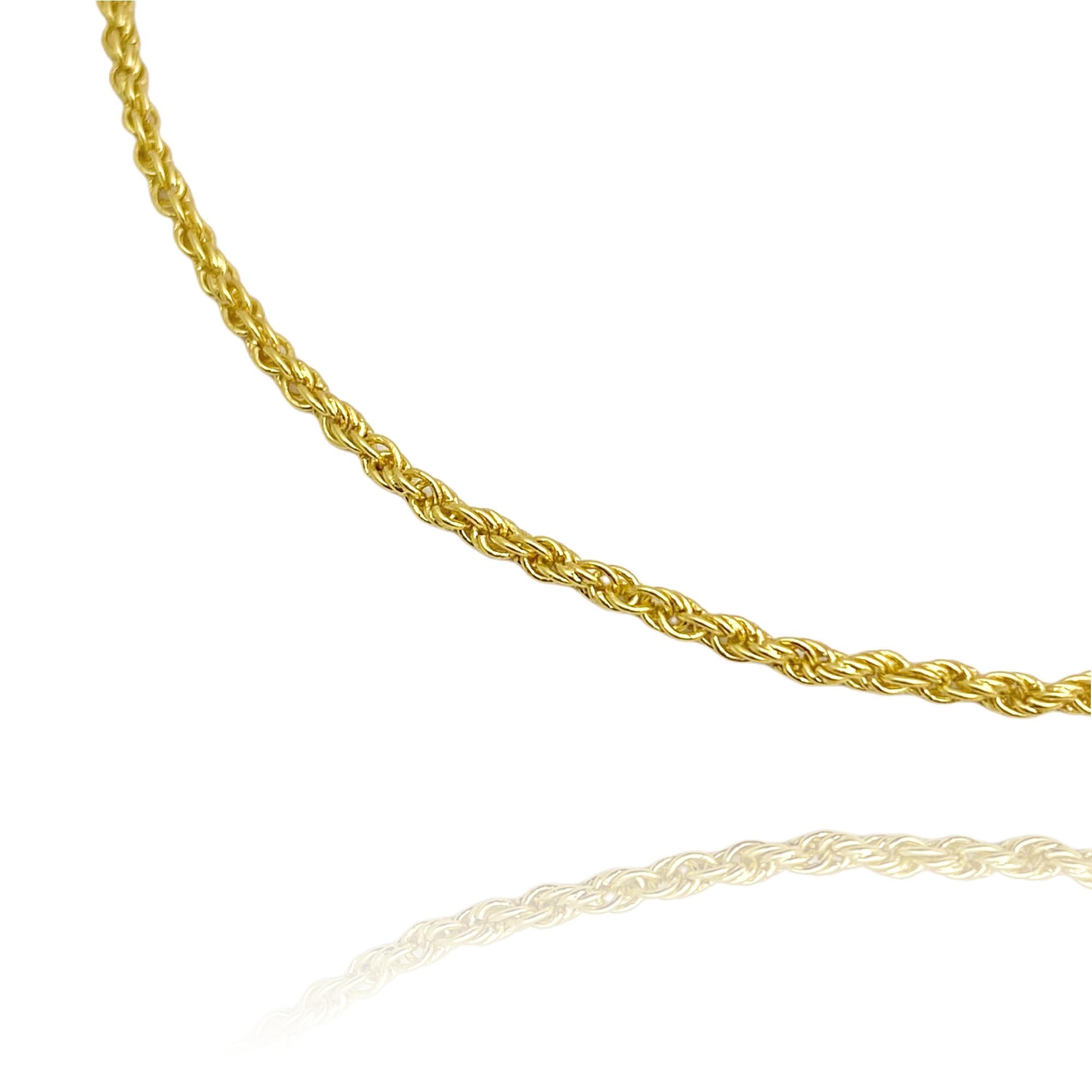 Pulseira Cordão Baiano 1,5mm (Fecho Tradicional) (Banho Ouro 24k)