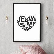 Jesus Is My Rock / Jesus é Minha Rocha