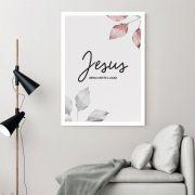Jesus Reina Neste Lugar