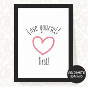 Love Yourself First