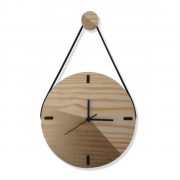 Relógio Escandinavo Duo - DOURADO