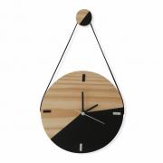 Relógio Escandinavo Duo - PRETO