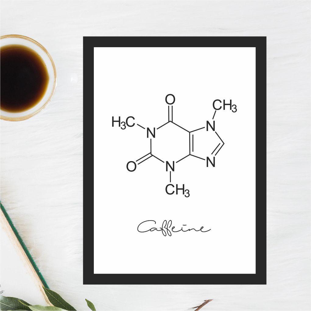 CAFFEINE - CAFÉ