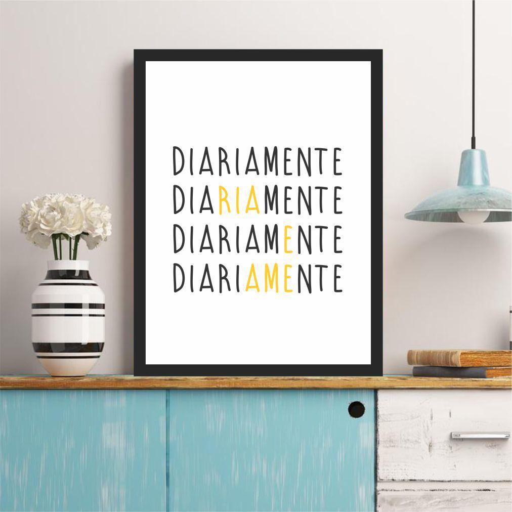 DIARIAMENTE RIA E AME
