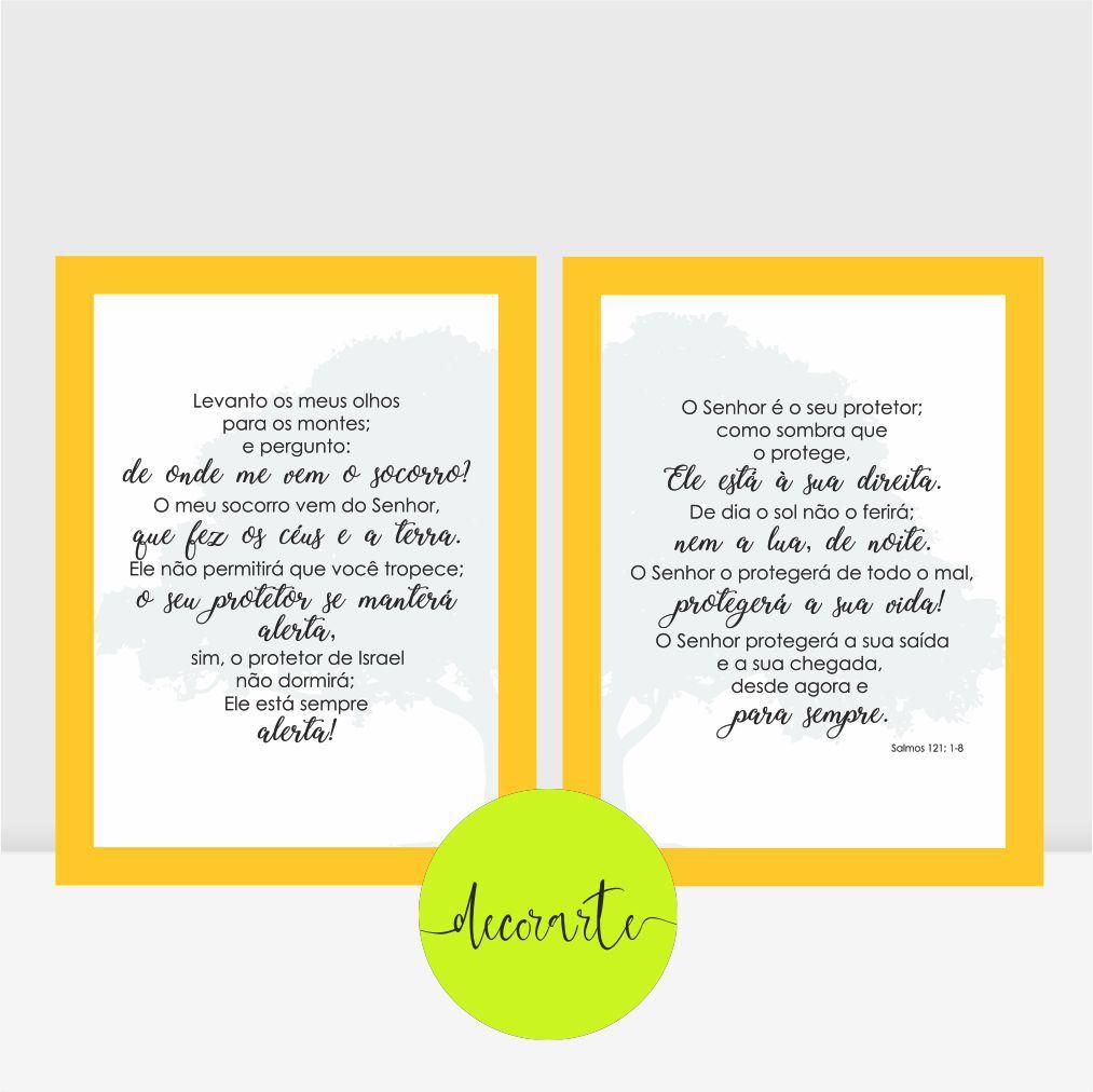 Duo Salmos 121; 1- 8