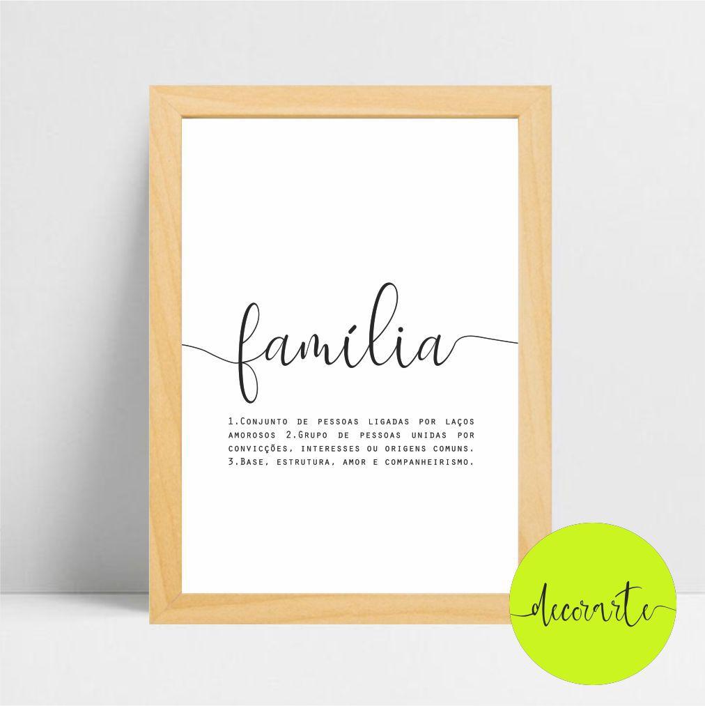 Família - Base, Estrutura, Amor e Companheirismo
