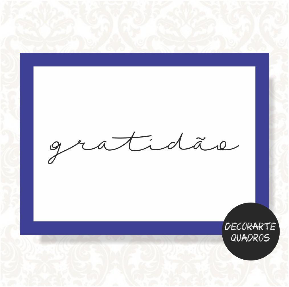 Gratidão