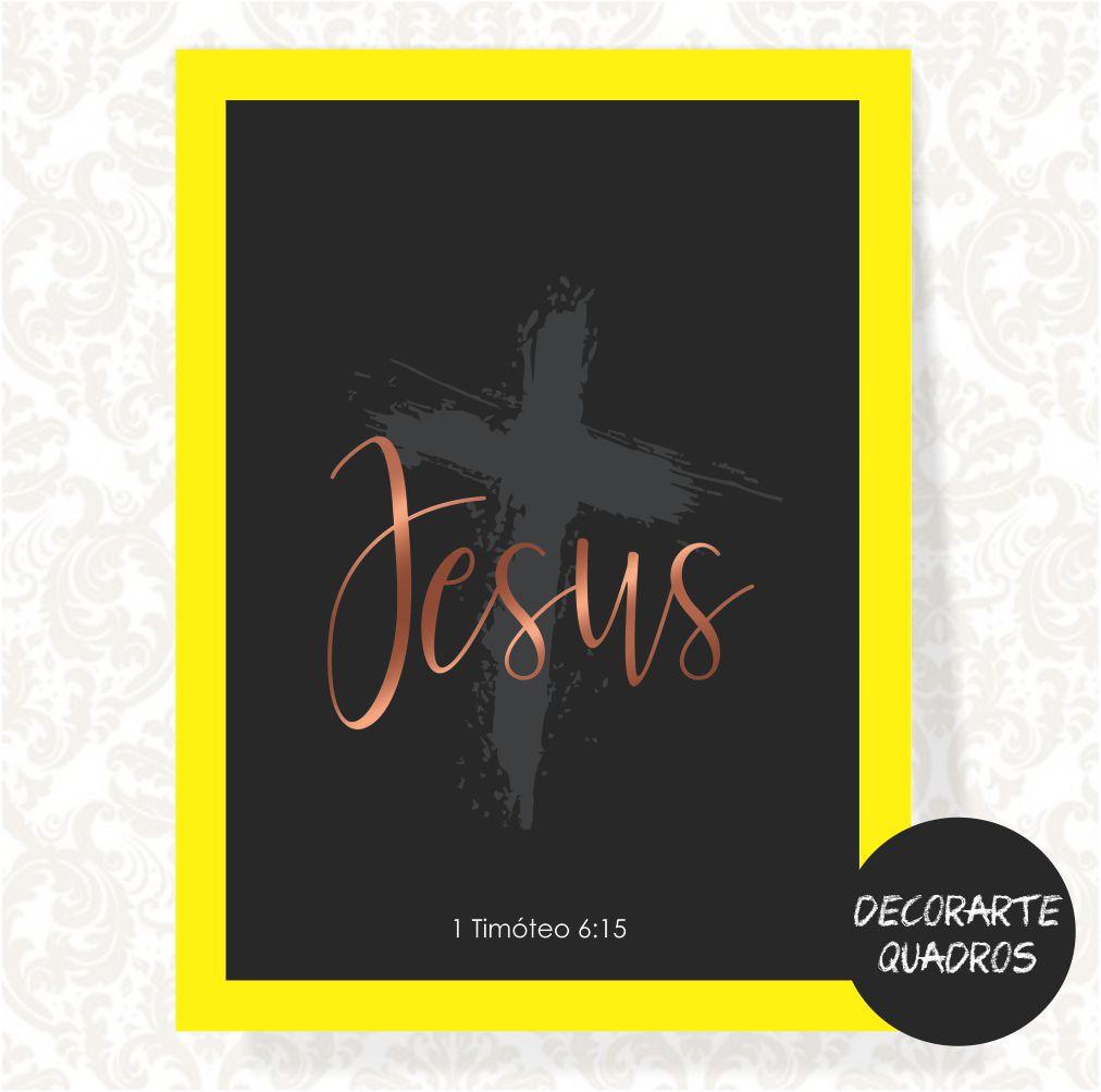 Jesus - 1 Timóteo 6:15