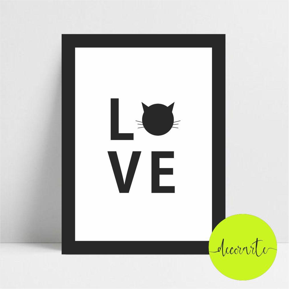 Love Cat / Amo Gato