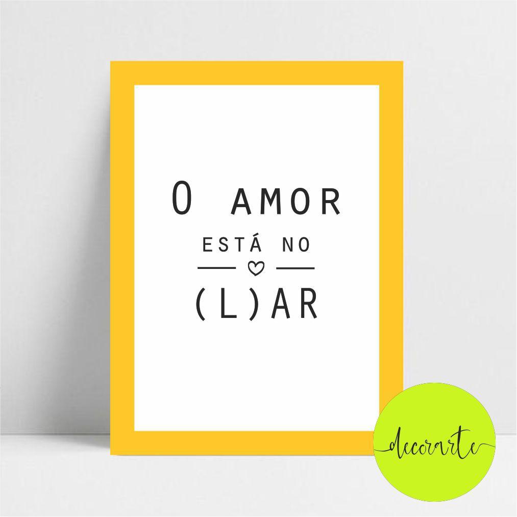 O Amor Está no L (AR)