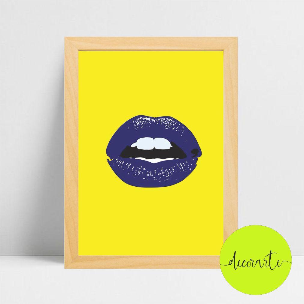 Purple Mouth / Boca Roxa