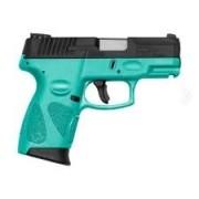 "Pistola Taurus G2C 9mm 3"" 12+1 - CYAN"