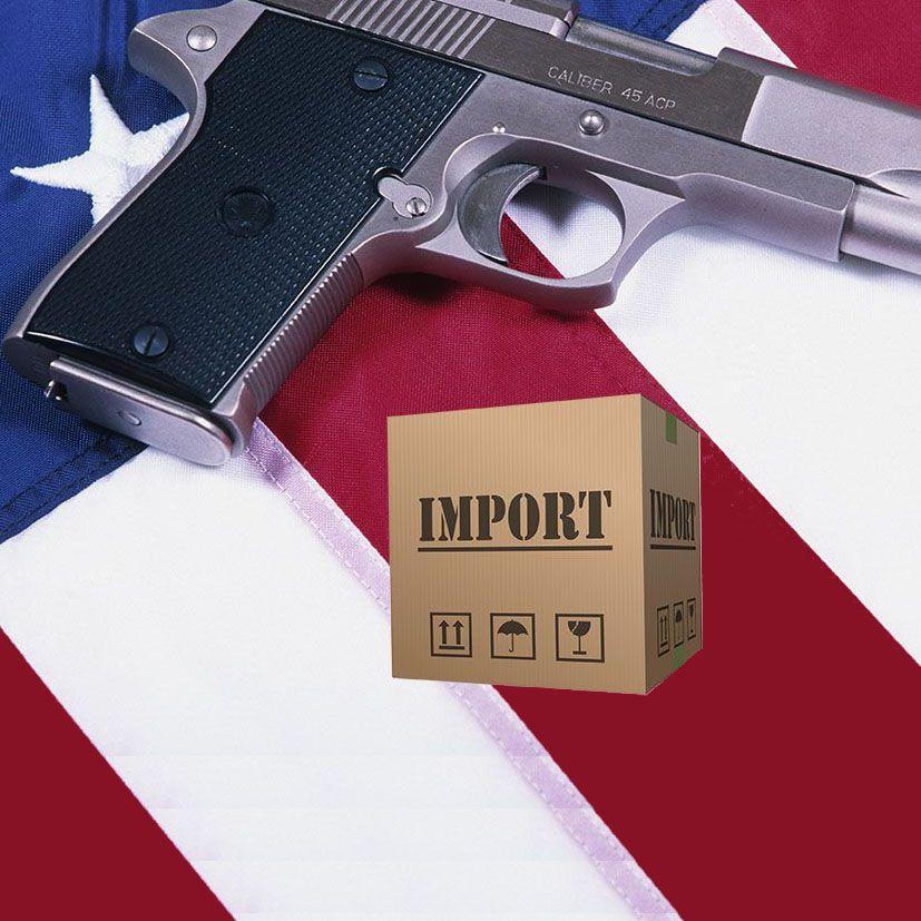 CII de importação junto ao EB