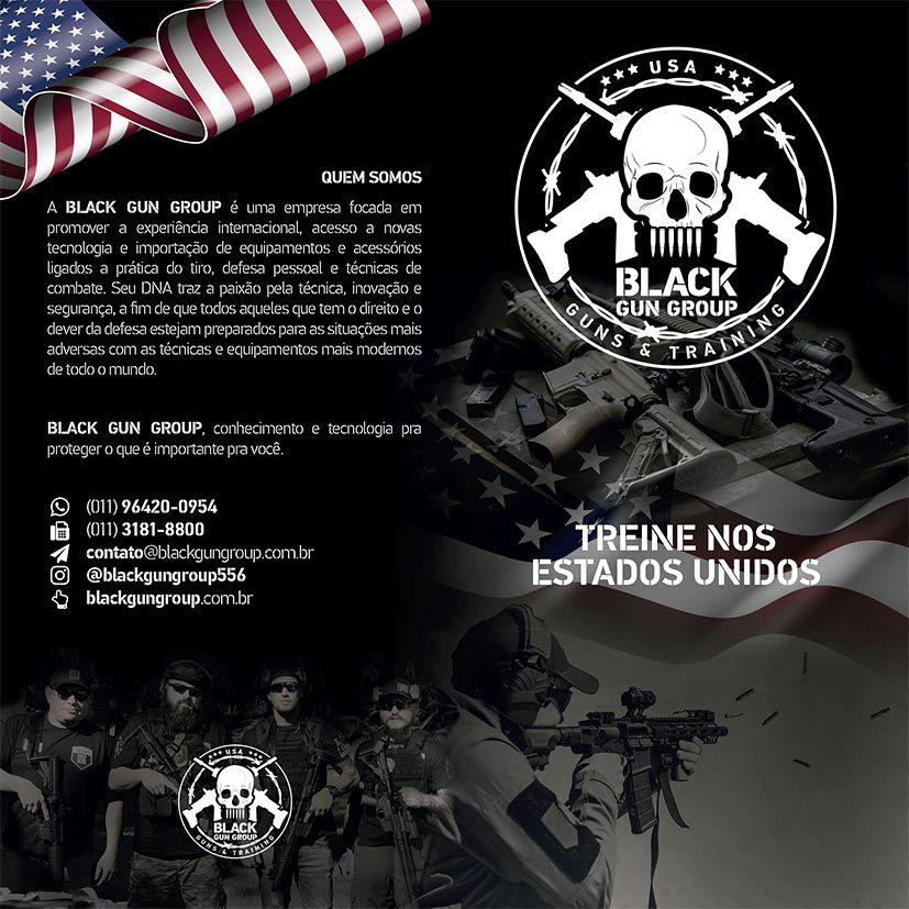 Curso Guns and Training Black Gun USA