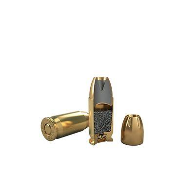 Munição Cbc Calibre .380 Auto +p Expo 85gr - Gold Hex - Blister 10 Unidades