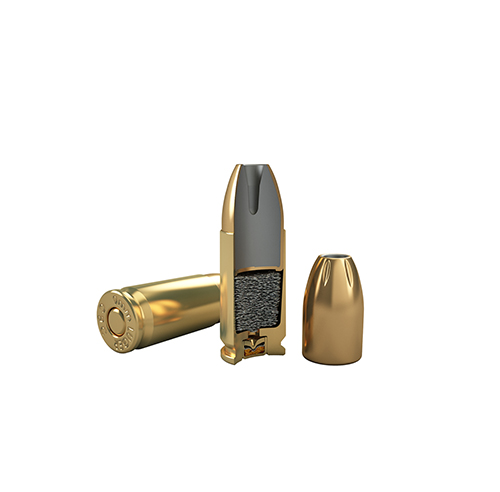 MUNIÇÃO CBC GOLD HEX 9MM LUGER EXPO +P+ 115GR