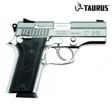 PIST TAURUS PT938/15 .380ACP INOX FOSCO